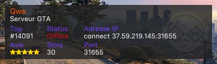 AwaKen   Free Acces  - Serveur Grand Theft Auto