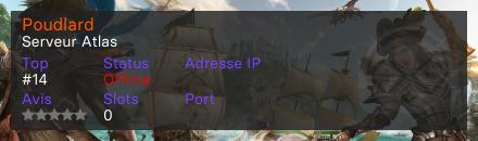 Poudlard - Serveur Atlas